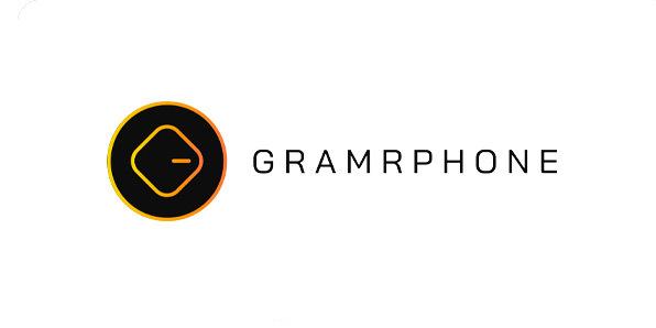Gramarphone logo