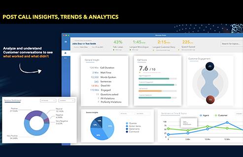Analyze and understand customer conversations using Marsview