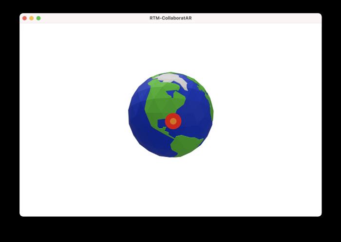 Multi-User Collaborative iOS AR Experiences with Agora (Part 1 of 2) screenshot 5
