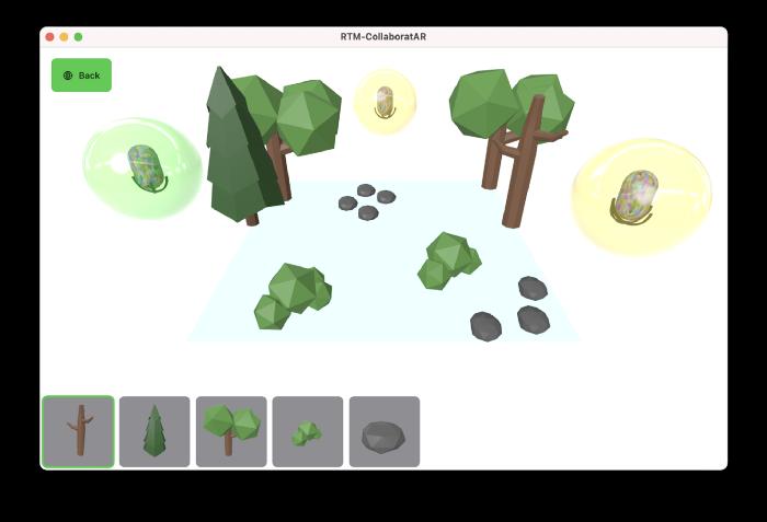 Multi-User Collaborative iOS AR Experiences with Agora (Part 1 of 2) screenshot 6