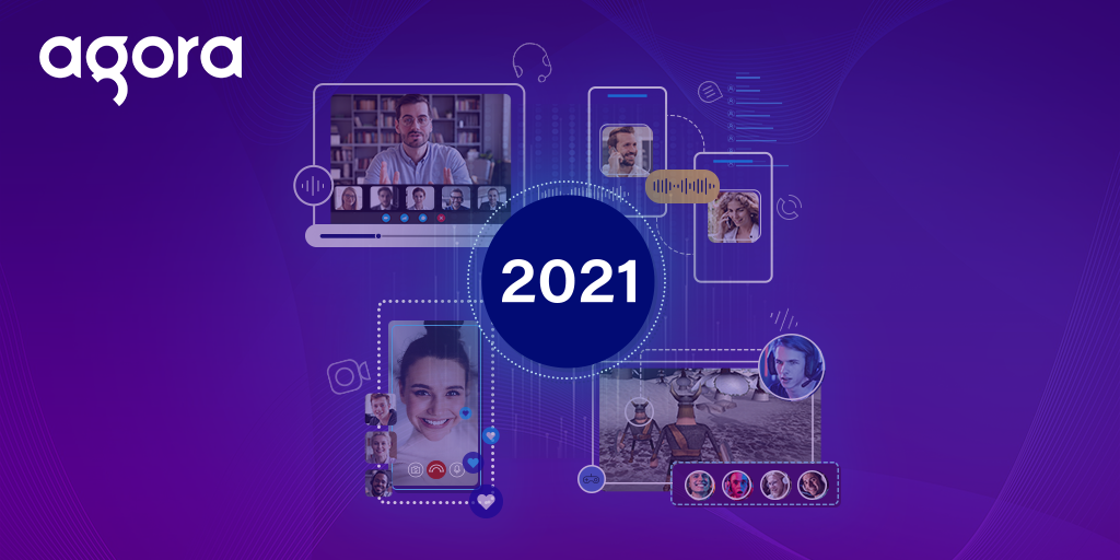 Demand for Real-Time, Interactive Digital Video & Audio Has Exploded in 2021 featured