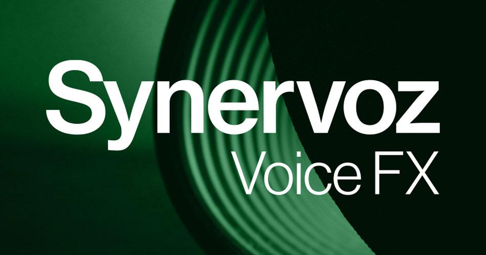 Synervoz Voice FX logo