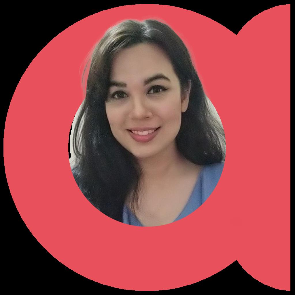 Headshot of Abby founder, Nidhi Sharma