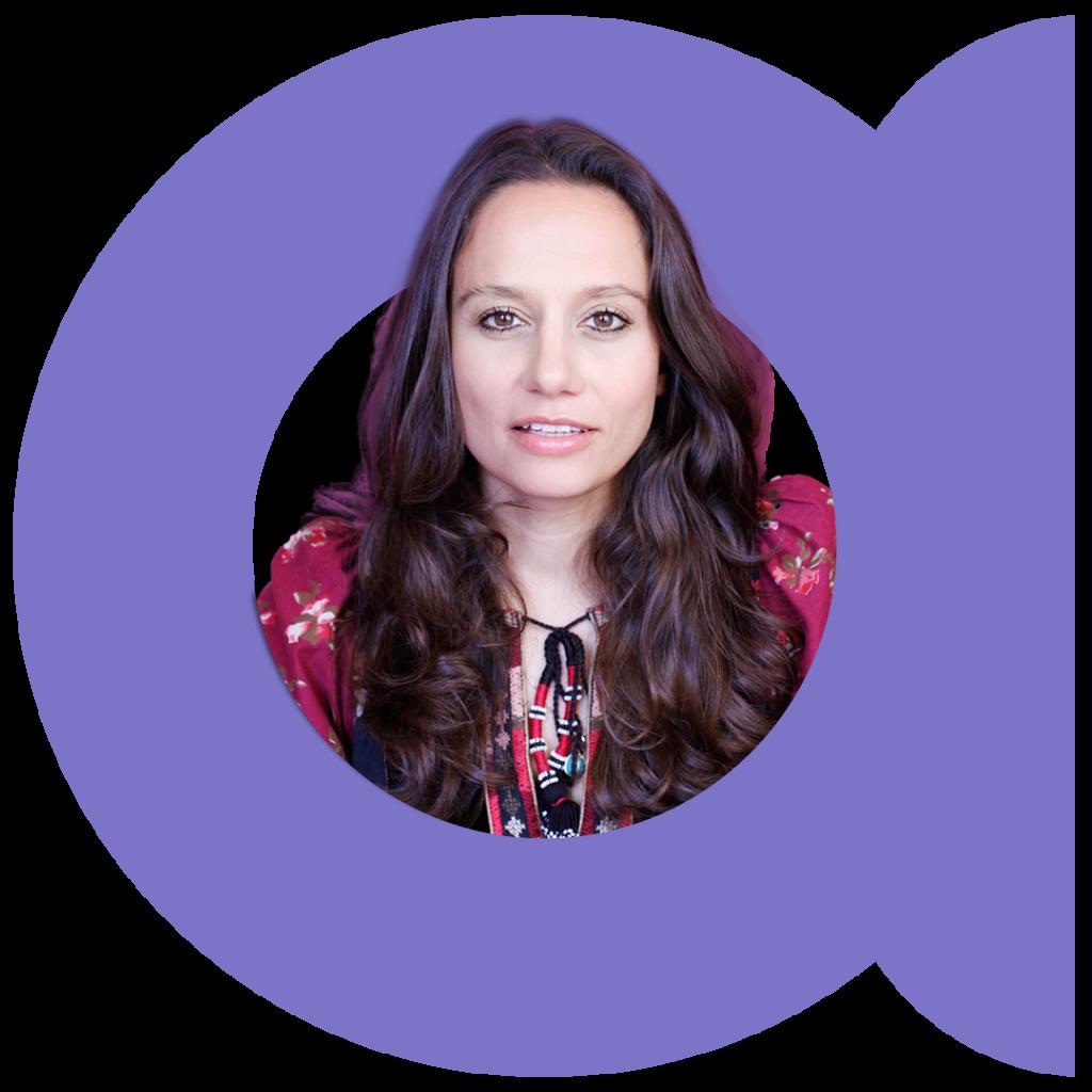 Headshot of Nora Abousteit, Founder & CEO, CraftJam