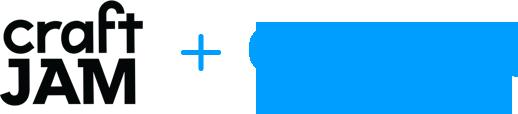 CraftJam + Agora logos