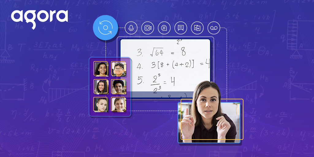 How To Keep Students Engaged with Synchronous Learning featured
