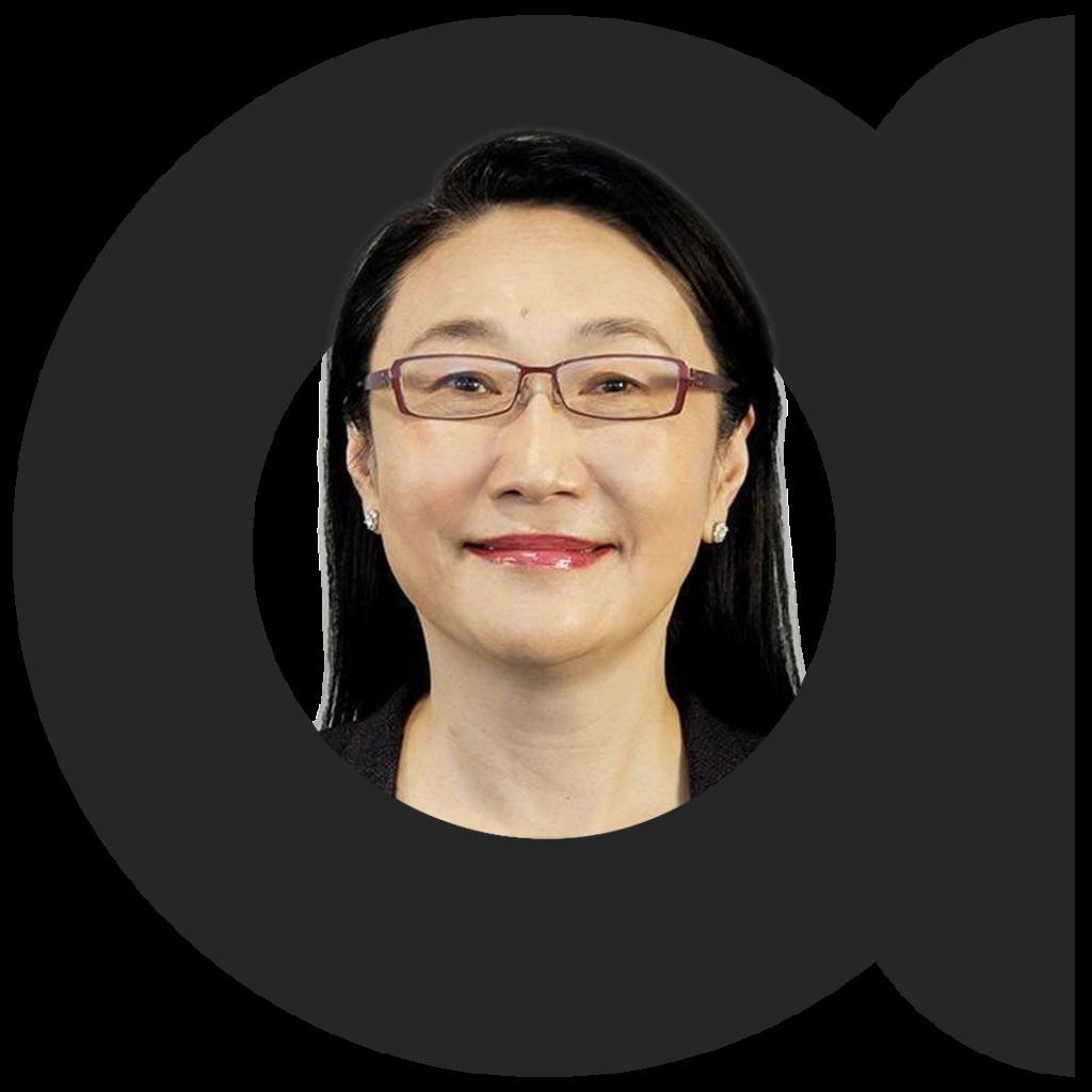 Headshot of HTC CEO, Cher Wang