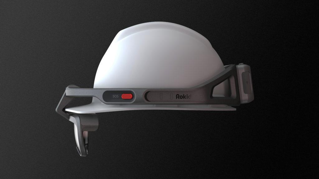 Rokid X-craft hard hat